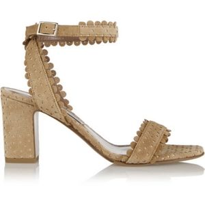 TABITHA SIMMONS Leticia Laser Cut Strappy Sandals